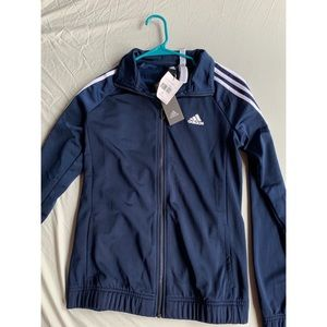 NWT Adidas Track Jacket Size S